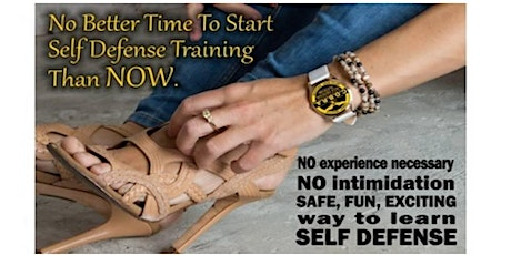Ladies Night Out Self-Defense Class tickets