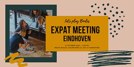 Expat Meeting 4.0 at Mooie Boules tickets