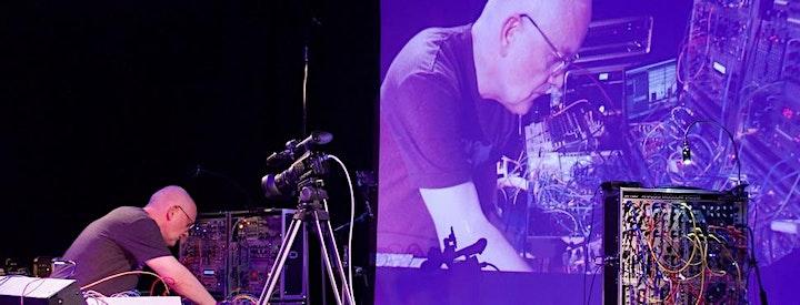 John Biddulph (HandMadeSound) & Modulator ESP Electronic Ambient Show image