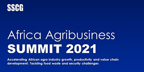 SSCG Africa Agribusiness Summit tickets