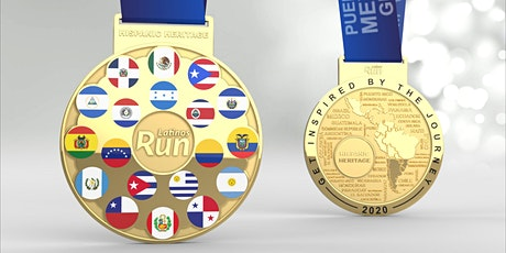 Hispanic Heritage Month NYC  Run - Powered by On tickets