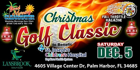 Full Throttle & Good Morning Clearwater Christmas Golf Classic tickets