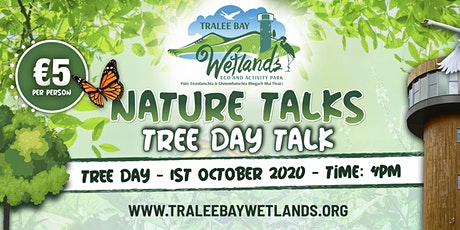 Tree Day Walk and Talk Tour tickets