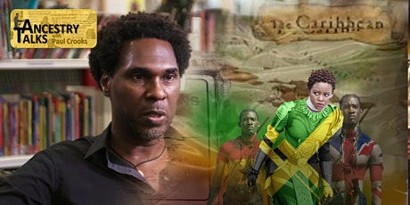 The Maroon War – a hidden Black and British history of Jamaica tickets