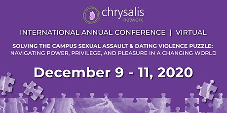 Solving the Campus Sexual Assault & Dating Violence Puzzle Conference tickets