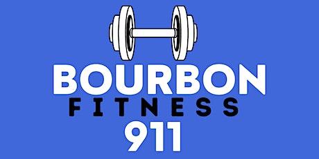 Bourbon Fitness 911 Cardio tickets