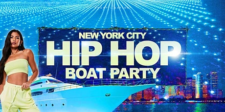 R&B & HIPHOP NIGHT   YACHT PARTY @ JEWEL YACHT tickets