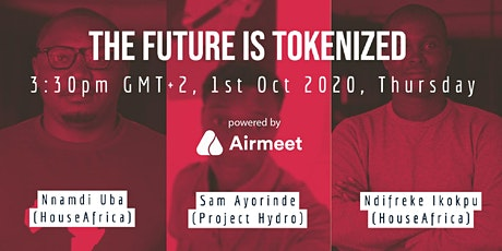 The Future is Tokenized tickets