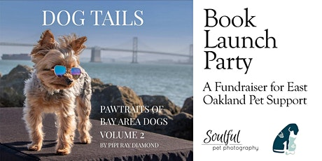 DOG TAILS v2 Book Launch Party tickets