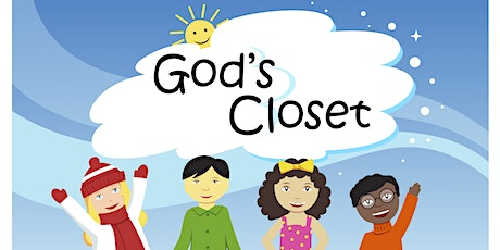 God's Closet FREE Shop Day -- Session 1 of 2 tickets