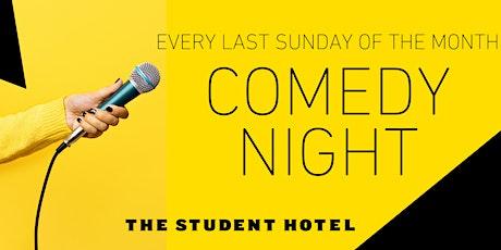 TSH Open Mic Comedy Night tickets