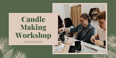 BYOB Candle Making Workshop tickets