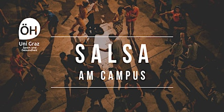 Salsa am Campus tickets