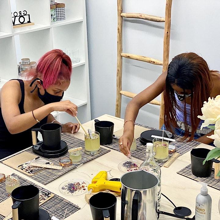 BYOB Candle Making Workshop image