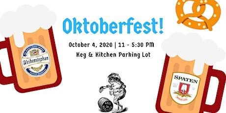 Oktoberfest 2020 at Keg & Kitchen tickets