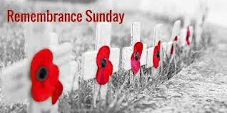 Remembrance Sunday Service at St John's tickets