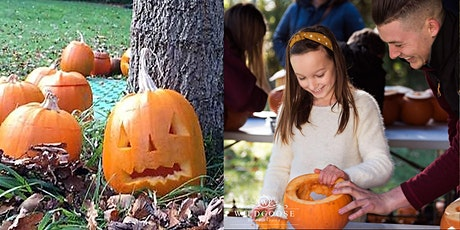 Pumpkin Carving at Evenley Wood Garden tickets