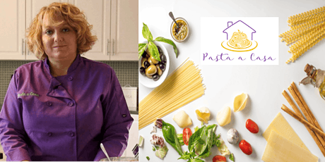 Homemade Pasta with Wendy! tickets