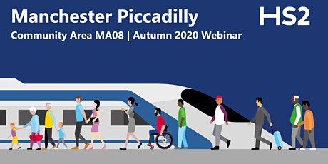HS2 in  MA08| Manchester Piccadilly Station tickets