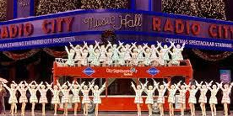 NYC Rockettes Christmas Spectacular 2021Bus Trip from Baltimore tickets