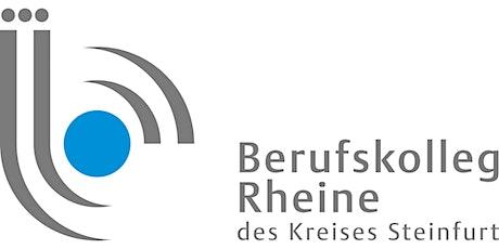 Informationstage am Berufskolleg Rheine Tickets