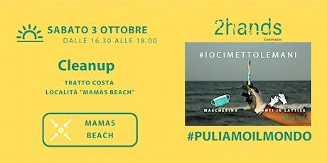 #7 cleanup - Il MAMAS Beach biglietti