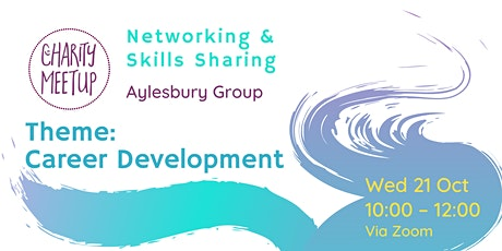 Charity Meetup - Aylesbury - Career Development tickets