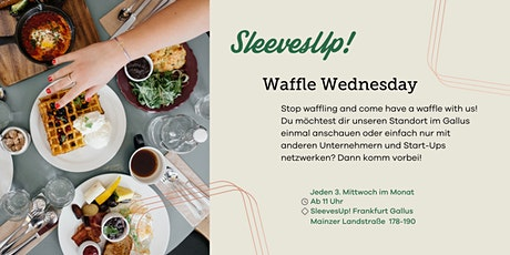 Waffle Wednesday Tickets
