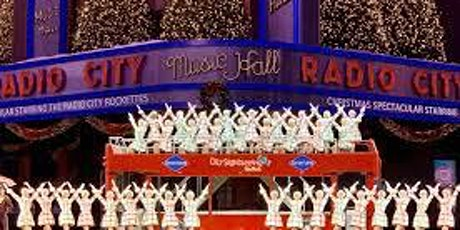 NYC Rockettes Christmas Spectacular 2021 Bus Trip from Baltimore tickets