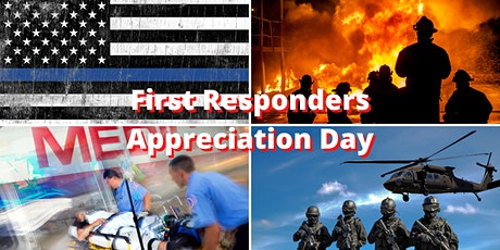 First Responder Appreciation Day tickets