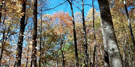 Fall color hiking trip tickets