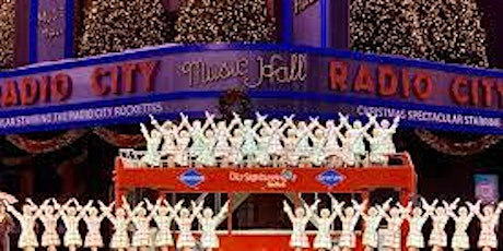 NYC Rockettes Radio City Christmas Spectacular 2021Bus Trip from Baltimore tickets