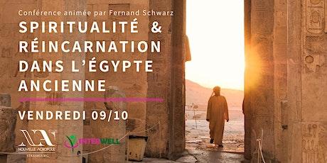 Spiritualité et réincarnation dans l'Egypte ancienne billets