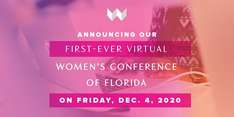 2020 Women's Conference of Florida tickets