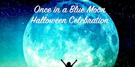 HALLOWEEN GALA CELEBRATION: ONCE IN A BLUE MOON tickets