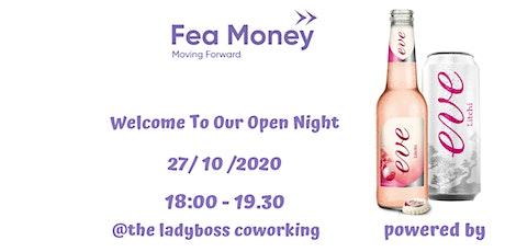 Fea Open Night tickets