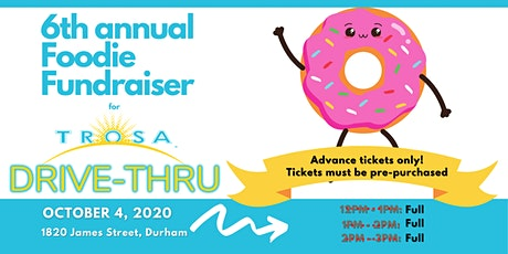 TROSA Foodie Fundraiser: Drive-Thru Edition! tickets