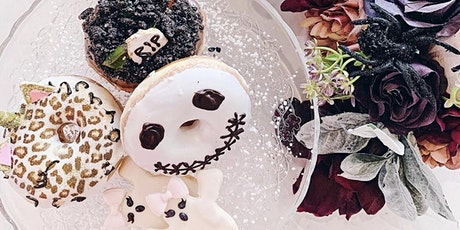 Cafe Lola Summerlin Halloween Tea featuring Jack and Sally! tickets