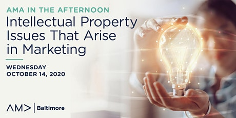 AMA in the Afternoon: Intellectual Property Issues That Arise in Marketing tickets