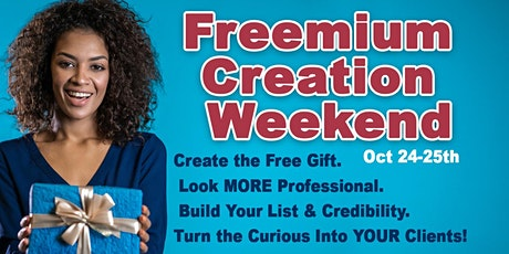 Sex Geek Professional Freemium Creation Weekend with Reid and Cathy tickets