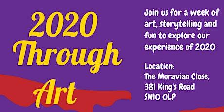 2020 Through Art tickets
