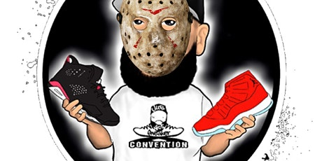 Jus Nice Sneaker Convention tickets