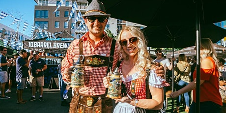 Oktoberfest in Eat Village tickets