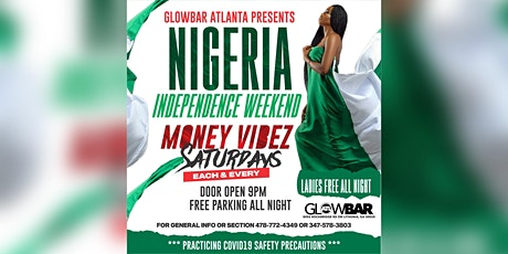 @Glowbar_atl Money Vibez Saturday's tickets