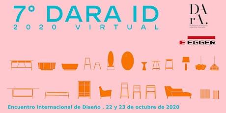 7º DArA ID 2020 - VIRTUAL: La IDENTIDAD en el DISEÑO entradas