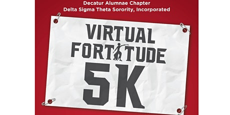 Virtual Fortitude 5K tickets
