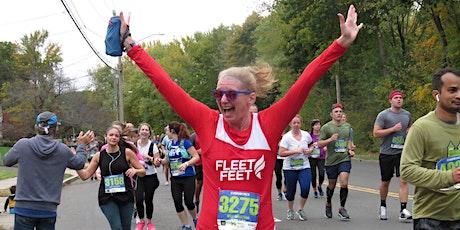 Un-virtual Hartford Half and Full Marathon tickets