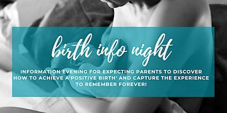 The 'Positive Birth' Info Night tickets
