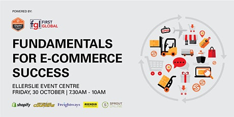 Fundamentals for eCommerce Success tickets