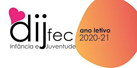 Evangelização Infanto-Juvenil - Ano Letivo 2020/21